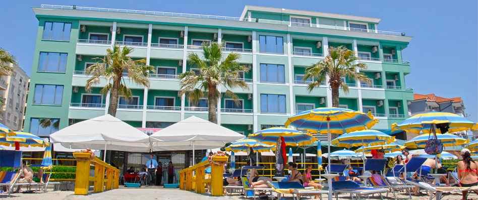 Hotel A Durazzo Sul Mare