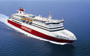 SUPERFAST FERRIES: Ancona - Igoumenitsa - Patrasso